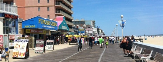 Ocean City Boardwalk is one of summer'12.