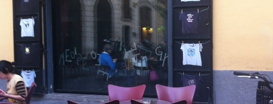 Café Negrito is one of 36 hours in...Valencia.