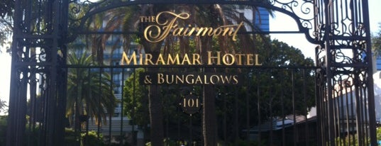 The 15 best places for yoga in santa monica fairmont miramar hotel bungalows is one of the 15 best places for yoga in santa malvernweather Gallery