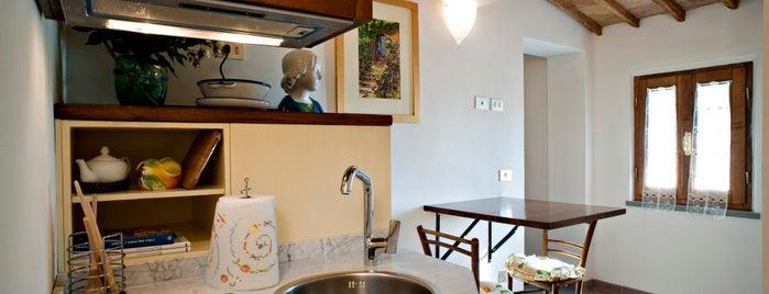 Appartamento La Rocca a San Gimignano, Casa vacanze is one of Posti da provare.