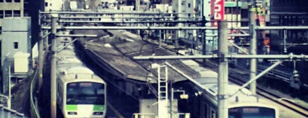 Otsuka Station is one of 山手線.