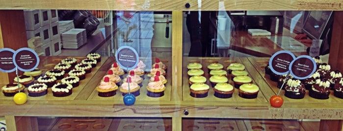 Cupcake Corner is one of Kraków.