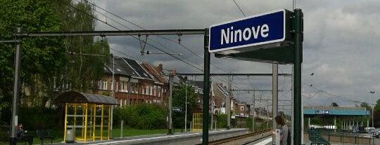 Station Ninove is one of Bijna alle treinstations in Vlaanderen.