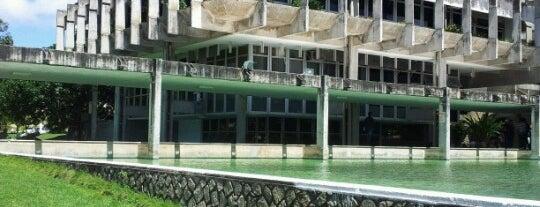 UFRN - Universidade Federal do Rio Grande do Norte is one of Lerê.