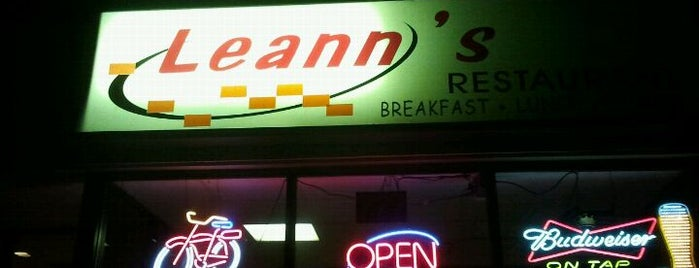 Leann's 24 Hour Cafe is one of To Do: San Francisco.