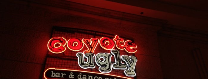 Coyote Ugly Saloon - Las Vegas is one of Vegas Death March.