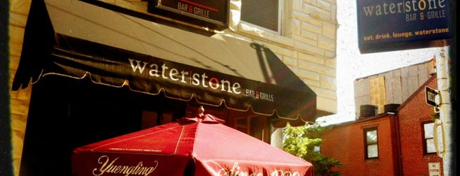 Waterstone Bar & Grille is one of Foodie.