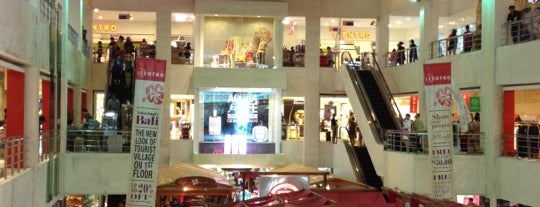 Discovery Shopping Mall is one of Bali for The World #4sqCities.