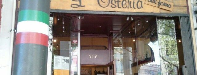 L'Osteria Del Forno is one of San Francisco.