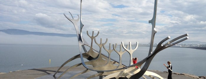 Sun Voyager is one of Iceland Grand Tour.