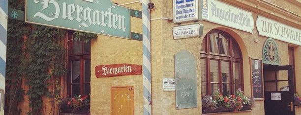 Wirtshaus zur Schwalbe is one of Restaurants in München.