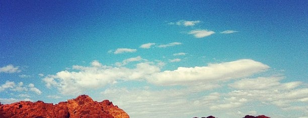 Valley of Fire State Park is one of For Las Vegas in June.