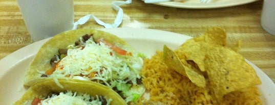 Taco & Burrito Palace is one of Top picks for Food and Drink Shops.