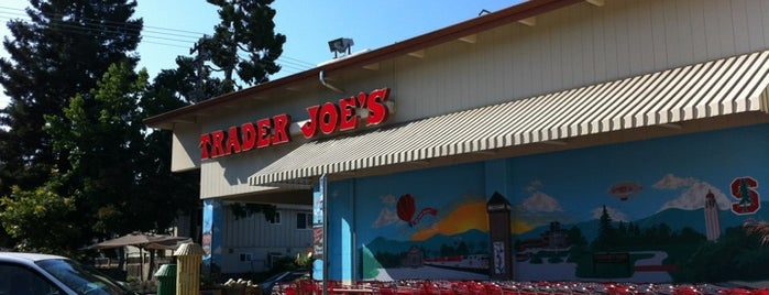 Trader Joe's is one of San Francisco.