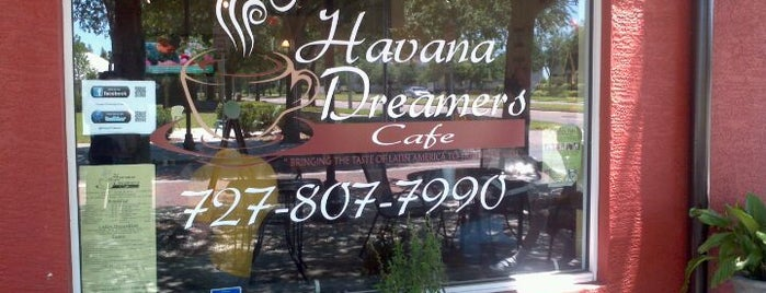 Havana Dreamer's Cafe is one of Restaurants.