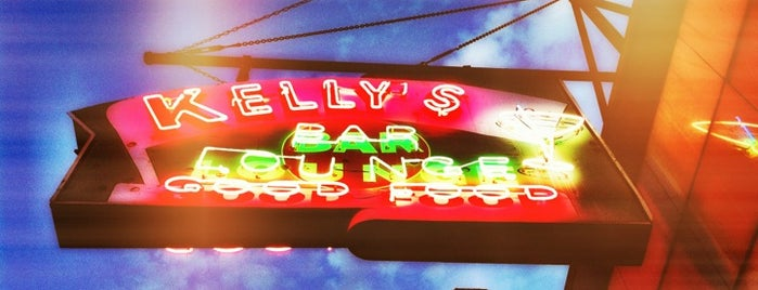 Kelly's Bar & Lounge is one of Pgh Eats'n'Drinks.