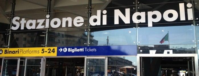 Stazione Napoli Centrale (INP) is one of I consigli pratici.