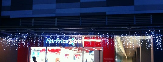 Fairprice Xtra is one of Every Place I Went~.