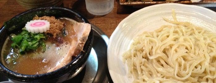 ラーメンJACK is one of 兎に角ラーメン食べる.