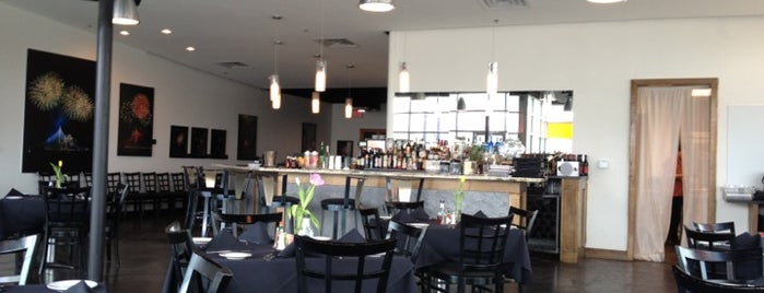 Bridge Bistro is one of Central Dallas Lunch, Dinner & Libations.