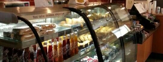 Starbucks is one of Ankara.