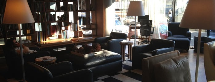 The Study at Yale Hotel is one of The Haven's of New Haven #4sqCities.