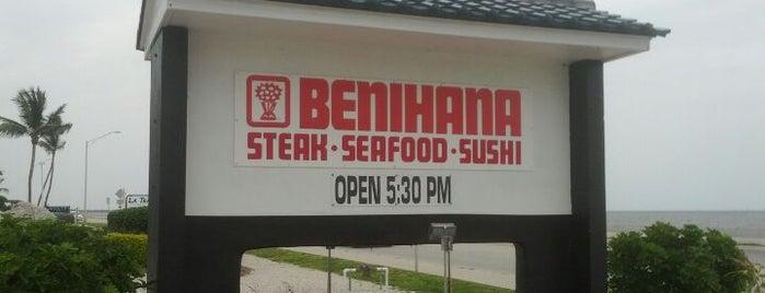 Benihana is one of Great Restaurants.
