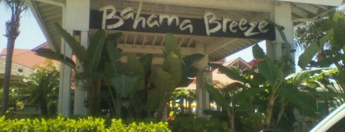 Bahama Breeze is one of Restaurants.