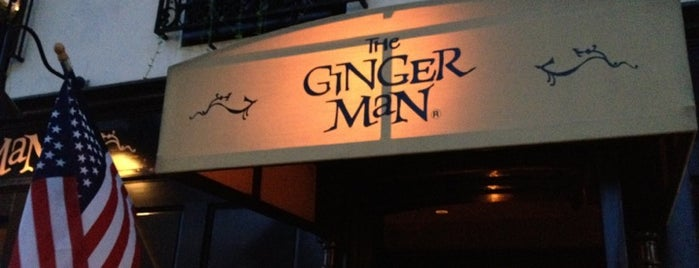 The Ginger Man is one of CT Food to Try (casual).