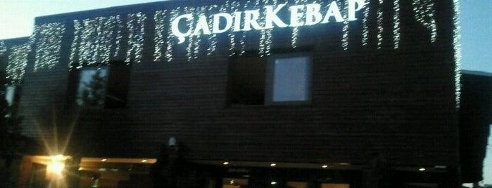 Çadır Kebap is one of ankara.