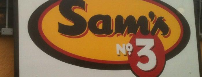 Sam's No. 3 is one of Rhythm.