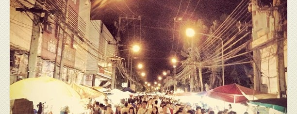 Chiangmai Walking Street is one of My TripS :).