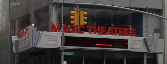 AMC Magic Johnson Harlem 9 is one of Harlem Livin'.