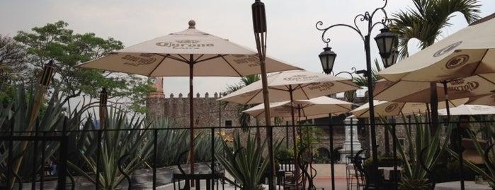 Casa Hidalgo is one of Cuernavaca.
