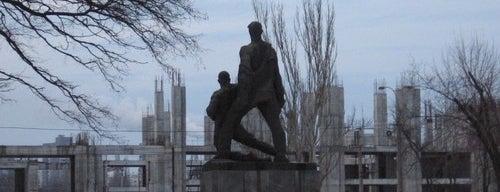 Привокзальна площа is one of Площади города Киева.