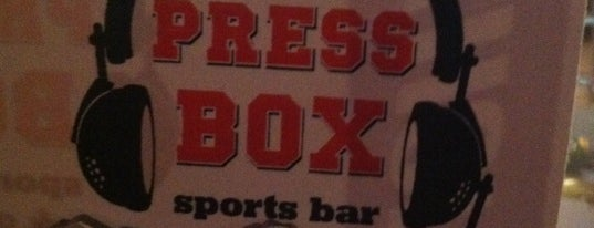 The Pressbox is one of Must-visit Nightlife Spots in Lincoln.
