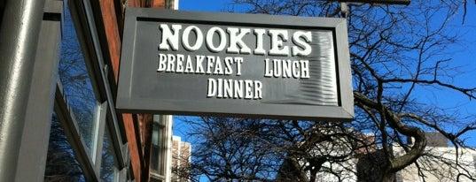 Nookies is one of Chicago Brunch Spots.