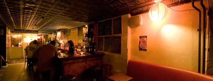 Barbès is one of Nightlife within 1 Mile.