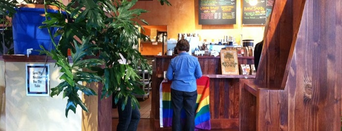 Chaco Canyon Organic Cafe is one of Vegan friendly.
