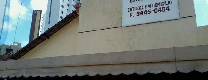 João da Carne de Sol is one of Restaurantes de Recife.