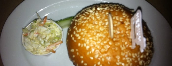 BLT Burger is one of (restaurants) in NYC.