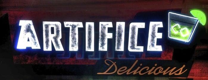 Artifice is one of Vegas.
