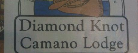 Diamond Knot Camano Lodge is one of WABL Passport.