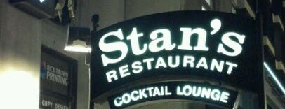 Stan's Restaurant & Lounge is one of Chicago Eats.