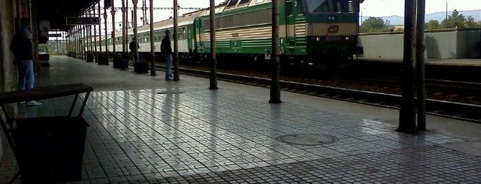 Linka U6 Lovosice - Úpořiny - Teplice v Čechách