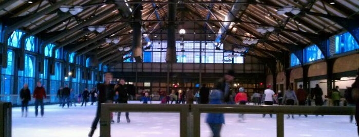 The Depot Rink is one of Activities.