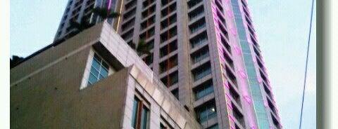 Crown Regency Hotel is one of The Best of Cebu City 2012.