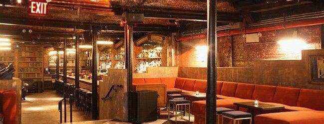 1920 Bunker Club is one of NYC Nightlife.