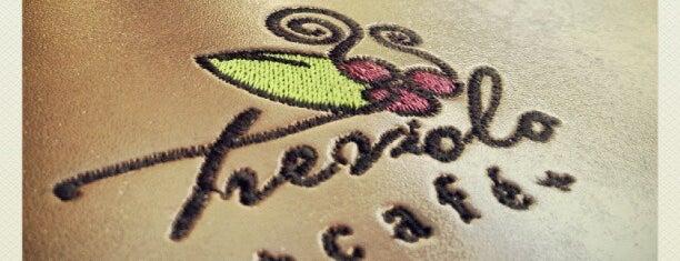 Treviolo Café is one of Café & Boulangerie.