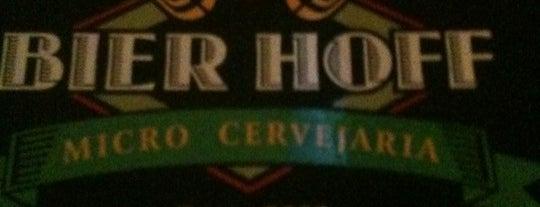 Bier Hoff is one of Bares & Restaurantes.